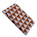 TRIANGLE3 WHITE MARBLE & RUSTED METAL iPad Air 2 Hardshell Cases View5