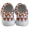 TRIANGLE3 WHITE MARBLE & RUSTED METAL Men s Lightweight Slip Ons View4