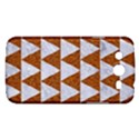 TRIANGLE2 WHITE MARBLE & RUSTED METAL Samsung Galaxy Mega 5.8 I9152 Hardshell Case  View1