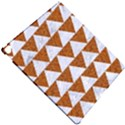 TRIANGLE2 WHITE MARBLE & RUSTED METAL Apple iPad Pro 12.9   Hardshell Case View4