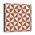 TRIANGLE1 WHITE MARBLE & RUSTED METAL Multi Function Bag View1