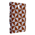 TRIANGLE1 WHITE MARBLE & RUSTED METAL Samsung Galaxy Tab S (8.4 ) Hardshell Case  View3