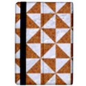 TRIANGLE1 WHITE MARBLE & RUSTED METAL Apple iPad Pro 12.9   Flip Case View4