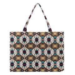 Pattern 17 Medium Tote Bag