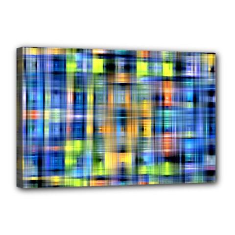 Pattern 20 Canvas 18  X 12