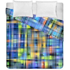 Pattern 20 Duvet Cover Double Side (california King Size)