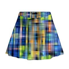 Pattern 20 Mini Flare Skirt