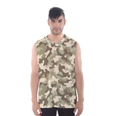 Camouflage 03 Men s Basketball Tank Top by quinncafe82