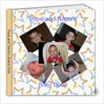 Nana and Popa s Grand Kids - 8x8 Photo Book (20 pages)
