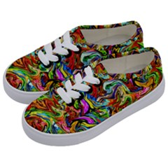 P 867 Kids  Classic Low Top Sneakers by ArtworkByPatrick