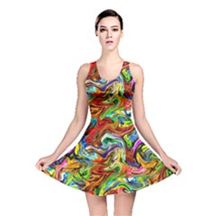 Pattern 21 Reversible Skater Dress by ArtworkByPatrick