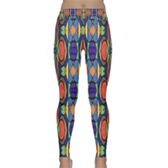 Pattern 26 Classic Yoga Leggings