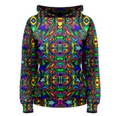 Artwork By Patrick Pattern 31 Women s Pullover Hoodie