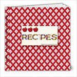 Revised CookBook - 8x8 Photo Book (20 pages)