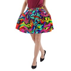 Pattern 34 A Line Pocket Skirt