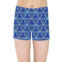 Artwork By Patrick Victorian Kids Sports Shorts