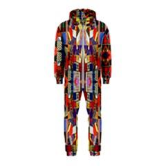 Pattern 35 Hooded Jumpsuit (kids)