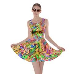 Colorful 2 Skater Dress