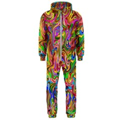 Colorful 2 Hooded Jumpsuit (men)