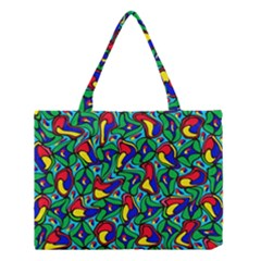 Colorful 4 1 Medium Tote Bag