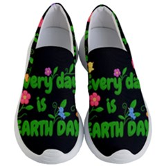 Earth Day Women s Lightweight Slip Ons by Valentinaart