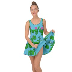 Earth Day Inside Out Dress