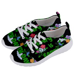 Earth Day Women s Lightweight Sports Shoes by Valentinaart