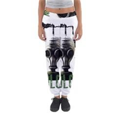 Ecology Women s Jogger Sweatpants by Valentinaart