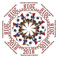 Russia Football World Cup Folding Umbrellas by Valentinaart