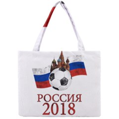 Russia Football World Cup Mini Tote Bag by Valentinaart
