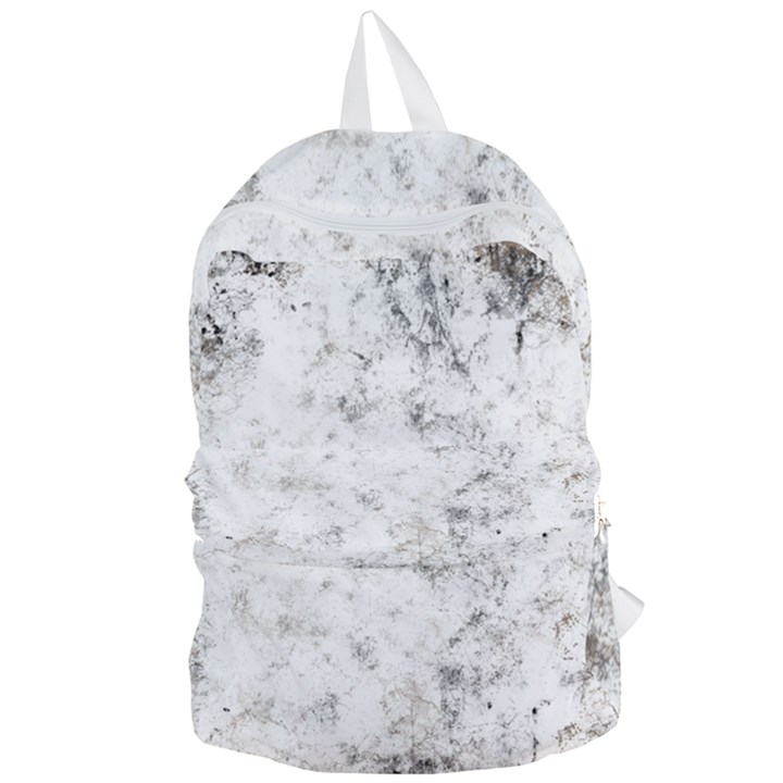 Grunge pattern Foldable Lightweight Backpack