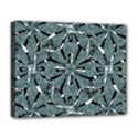Modern Oriental Ornate Pattern Deluxe Canvas 20  x 16   View1
