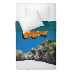 Clownfish 1 Duvet Cover Double Side (single Size) by trendistuff