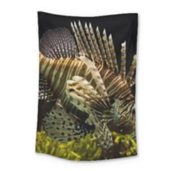 Lionfish 3 Small Tapestry