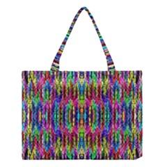 Colorful 7 Medium Tote Bag
