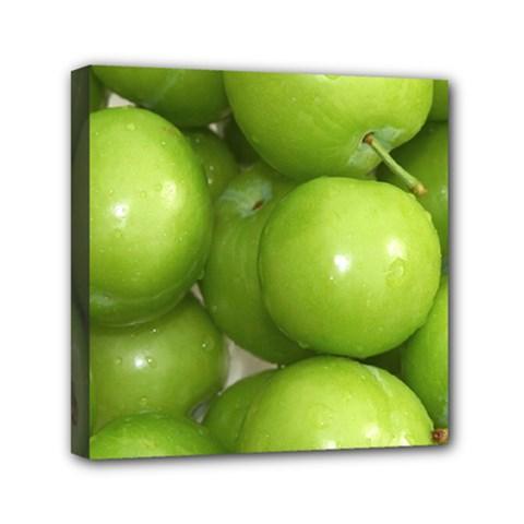 Apples 4 Canvas Travel Bag by trendistuff