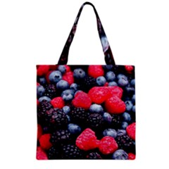 Berries 2 Grocery Tote Bag by trendistuff