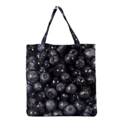 Blueberries 1 Grocery Tote Bag by trendistuff