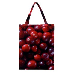 Cranberries 1 Classic Tote Bag by trendistuff