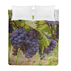 Grapes 4 Duvet Cover Double Side (full/ Double Size) by trendistuff
