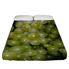 Grapes 5 Fitted Sheet (california King Size) by trendistuff