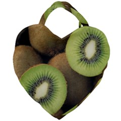 Kiwi 2 Giant Heart Shaped Tote