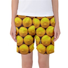 Lemons 1 Women s Basketball Shorts