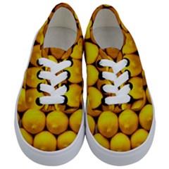Lemons 1 Kids  Classic Low Top Sneakers