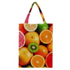 Mixed Fruit 1 Classic Tote Bag by trendistuff