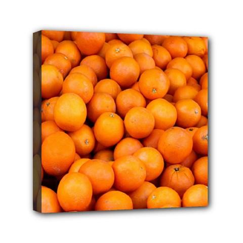 Oranges 3 Canvas Travel Bag by trendistuff