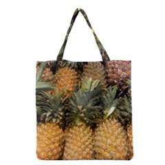 Pineapple 1 Grocery Tote Bag by trendistuff