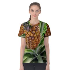 Pineapple 2 Women s Cotton Tee by trendistuff