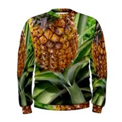 Pineapple 2 Men s Sweatshirt by trendistuff
