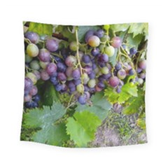 Grapes 2 Square Tapestry (small) by trendistuff